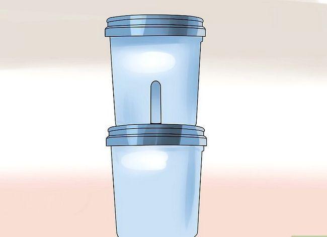 Prent getiteld Filter Water Stap 26