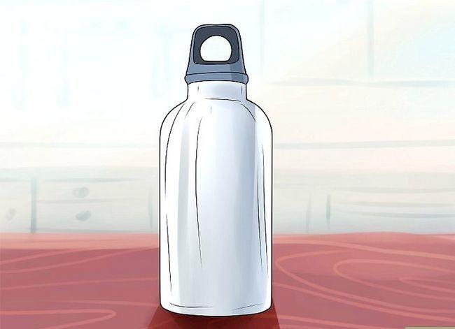 Prent getiteld Filter Water Stap 5