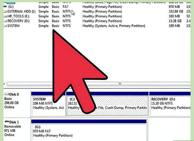 Beeld getiteld Formateer `n hardeskyf vir gebruik met Xbox 360 Stap 5