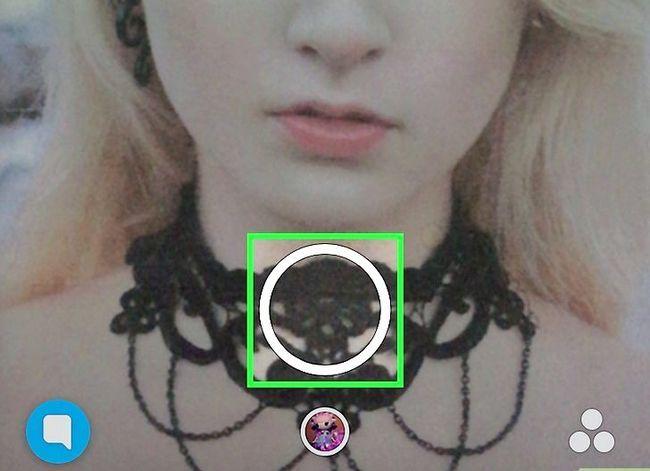 Prentjie getiteld Verdien Snapchat Trophies Stap 1