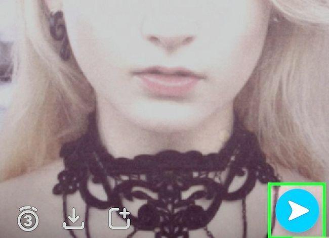 Prentjie getiteld Verdien Snapchat Trophies Stap 4