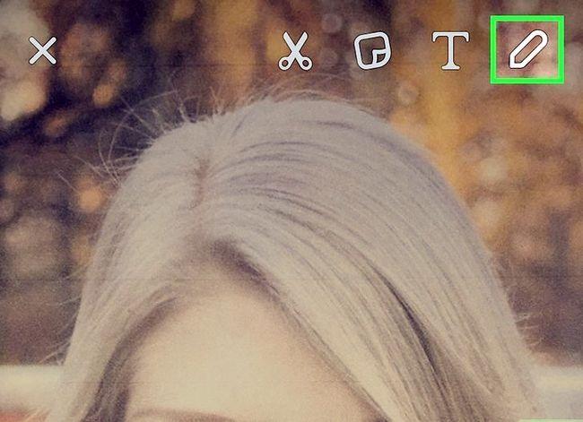 Prent getiteld Verdien Snapchat Trophies Stap 6