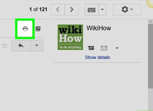 Prent getiteld Stoor jou Gmail e-pos na Google Drive Stap 4