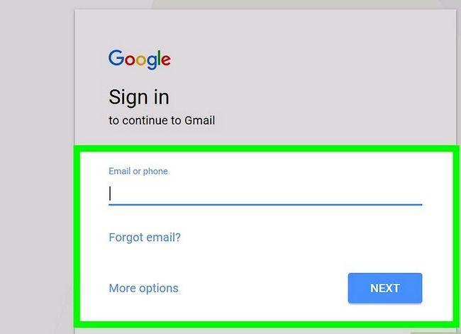Prent getiteld Stoor jou Gmail e-pos na Google Drive Stap 10