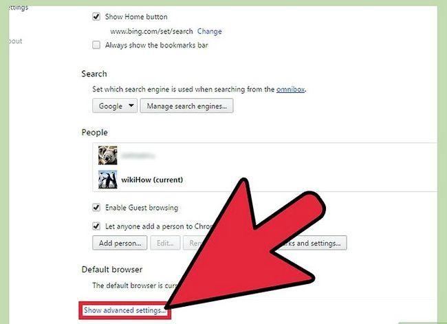 Prent getiteld Outofill op Google Chrome Stap 3