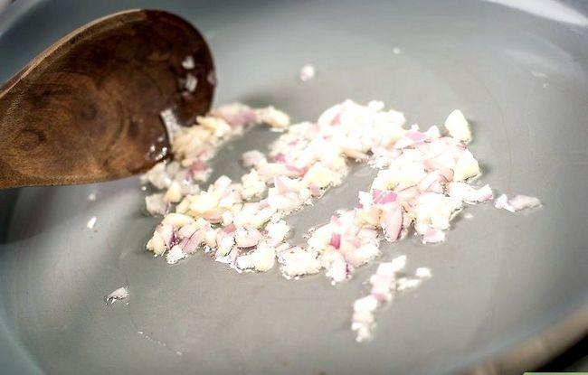 Prent getiteld Maak Fried Rice Stap 24