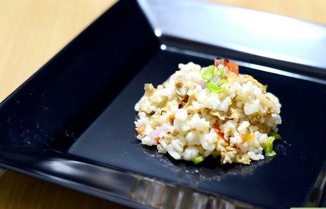 Prent getiteld Maak Thai Fried Rice Intro