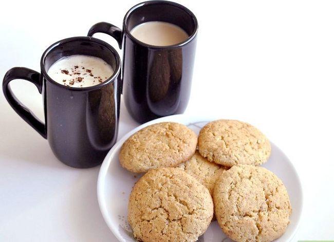 Prent getiteld Maak Pampoen Gegeurde Koffie Stap 5
