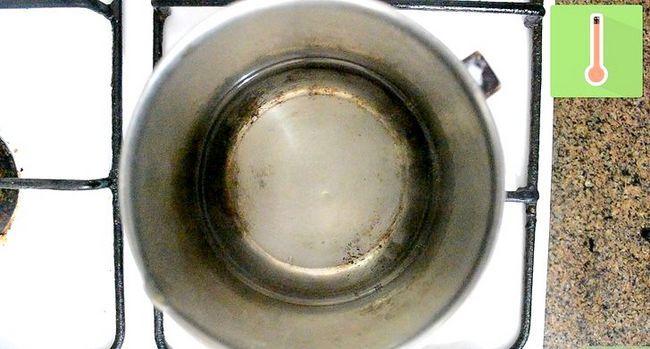 Prent getiteld Maak koffie sonder `n koffiemaker Stap 15