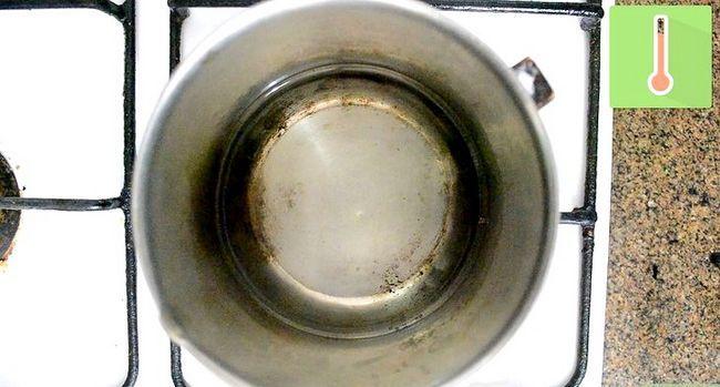 Prent getiteld Maak koffie sonder `n koffiemaker Stap 21