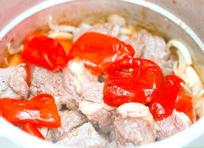 Image getiteld Cook Lam Stap 9