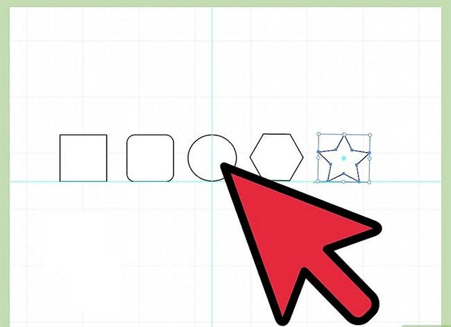Prent getiteld Maak gradiënte in Adobe Illustrator Stap 2