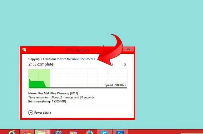 Beeld getiteld Rugsteun `n gids met `n Flash Memory Drive Stap 5