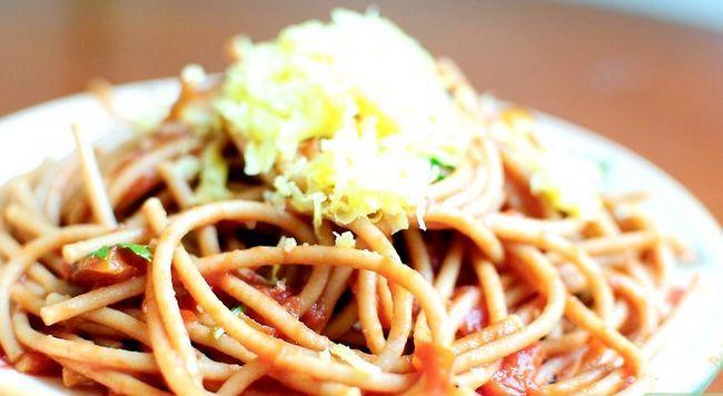 Prent getiteld Maak Spaghetti al Pomodoro e Basilico Intro