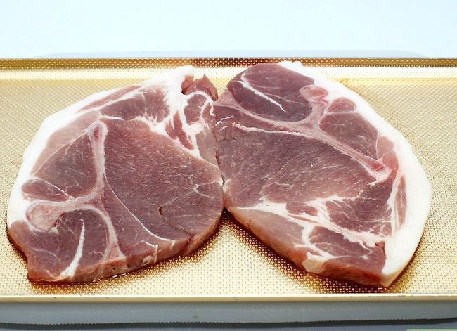 Prent getiteld Charcoal Grill Steaks Stap 2