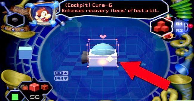 Prent getiteld Maak die Ultimate Rubber Ship in Kingdom Hearts 2 Stap 3