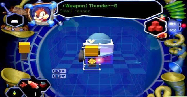 Prent getiteld Maak die Ultimate Rubber Ship in Kingdom Hearts 2 Stap 6
