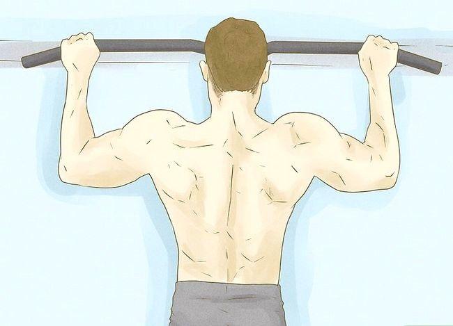 Hoe om meer chin-ups te doen