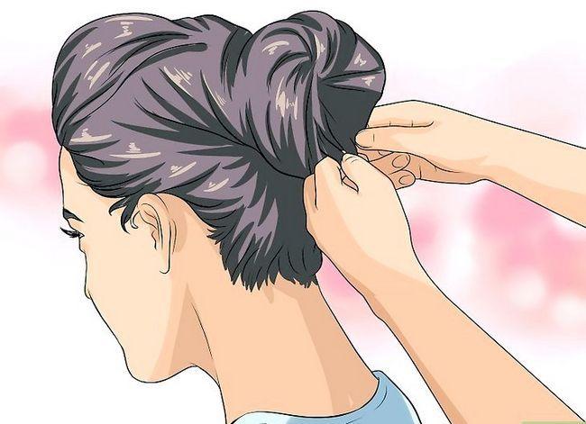 Prent getiteld Get Beach Hair Step 2