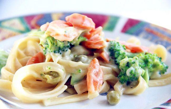 Prent getiteld Pasta Primavera_840.JPG