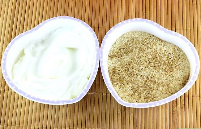 Prent getiteld Maak Mayonnaise Kip Stap 3