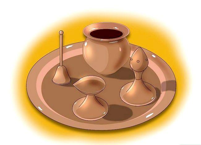 Hoe maak jy `Puja`
