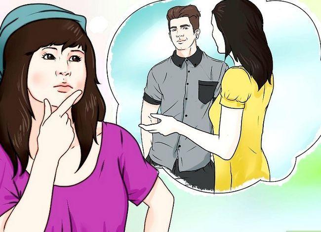 Prent getiteld Maak jou geliefdes Stop soos `n ander meisie Stap 11