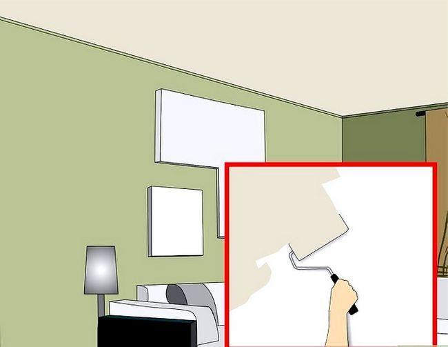 Prent getiteld Bring meer buite lig in `n huis Stap 5
