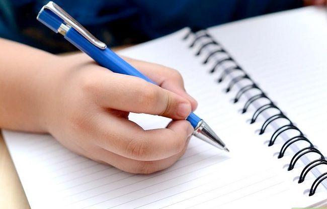 Prent getiteld Doen goed in `n wiskunde toets Stap 1