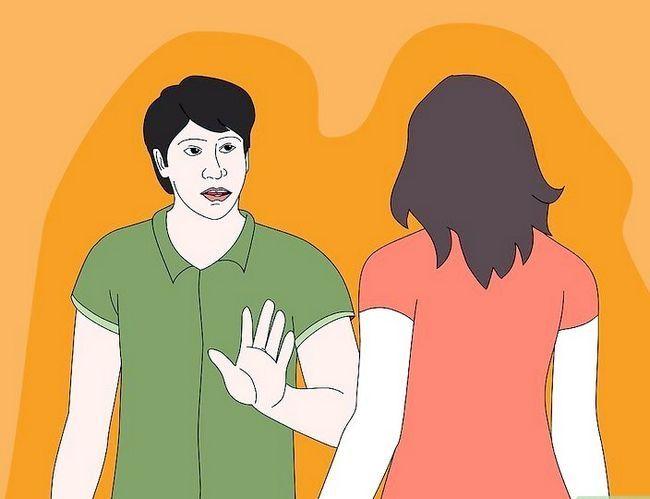 Prent getiteld Maak jou vriendin Voel gerieflike stap 8