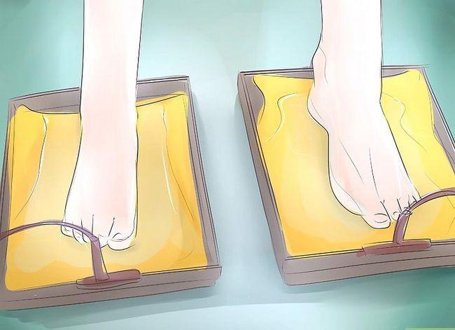 Prent getiteld Maak jou voete ruik Goeie stap 11
