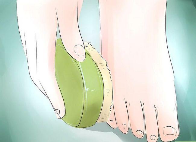 Prent getiteld Maak jou voete ruik Goeie stap 12
