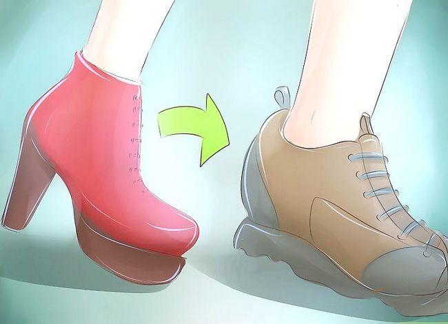 Prent getiteld Maak jou voete ruik Goeie stap 13