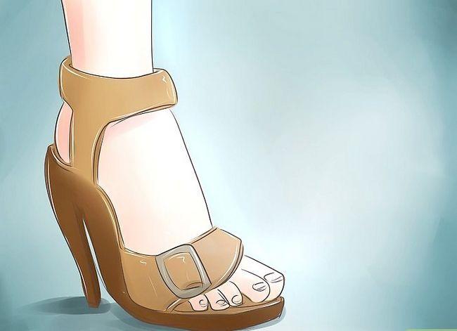 Prent getiteld Maak jou voete ruik Goeie stap 17