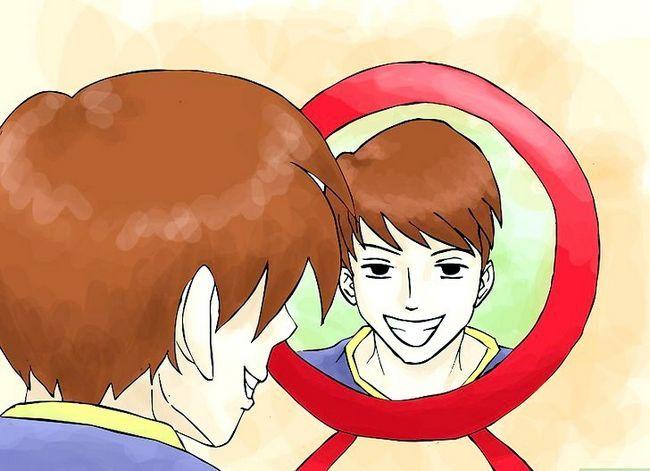 Prent getiteld Verander jou hele persoonlikheid Stap 16