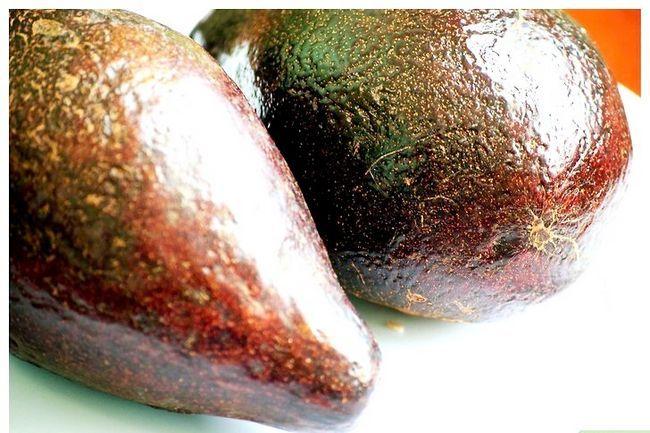 Prent getiteld Maak Avokado Dip Stap 1
