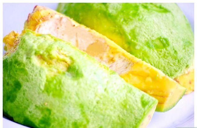 Prent getiteld Maak Avokado Dip Stap 7