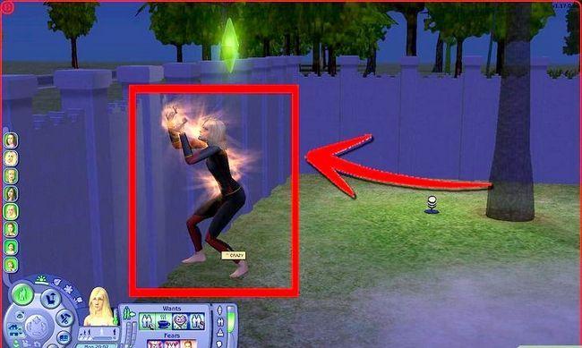 Prent getiteld Maak Alien Sims en Vampiere in Sims 2 Stap 17