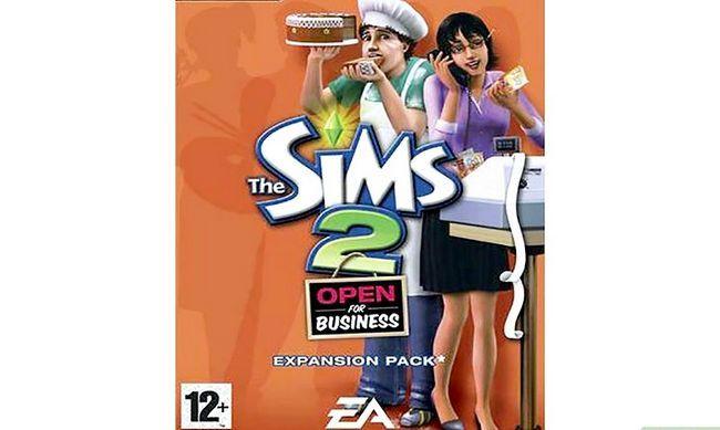 Prent getiteld Maak Alien Sims en Vampiere in Sims 2 Stap 18