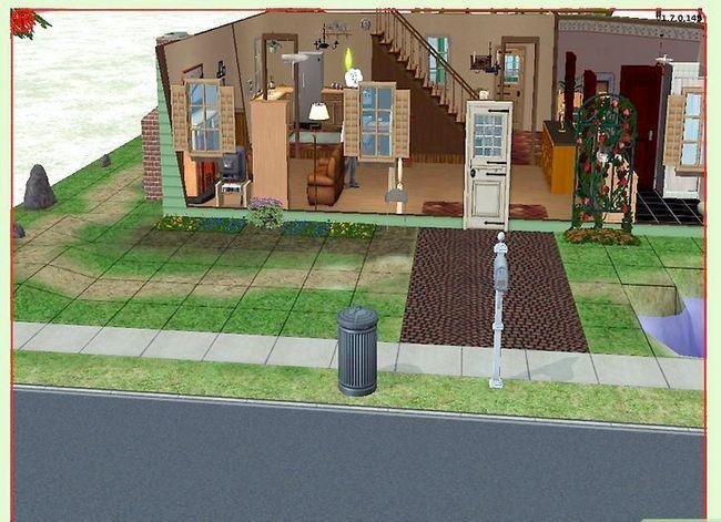 Prent getiteld Maak Alien Sims in die Sims 2 Stap 7