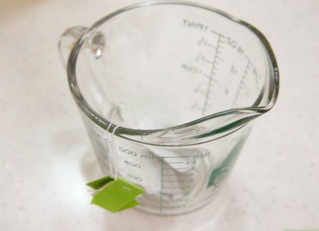 Prent getiteld Maak Suidelike Soet Tee Stap 21