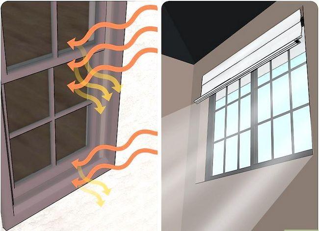 Prent getiteld Maak jou huis Energie-doeltreffende Stap 2