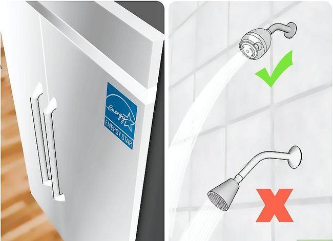 Prent getiteld Maak jou huis Energie-effektiewe Stap 3