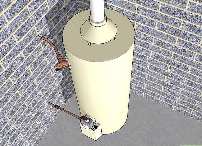 Prent getiteld Maak jou huis Energie-doeltreffende Stap 5