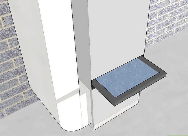 Prent getiteld Maak jou huis Energie-effektiewe Stap 6