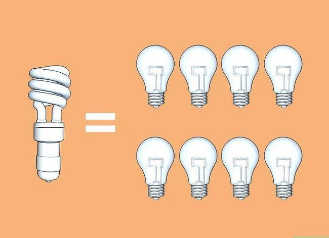 Prent getiteld Maak jou huis Energie-doeltreffende Stap 7