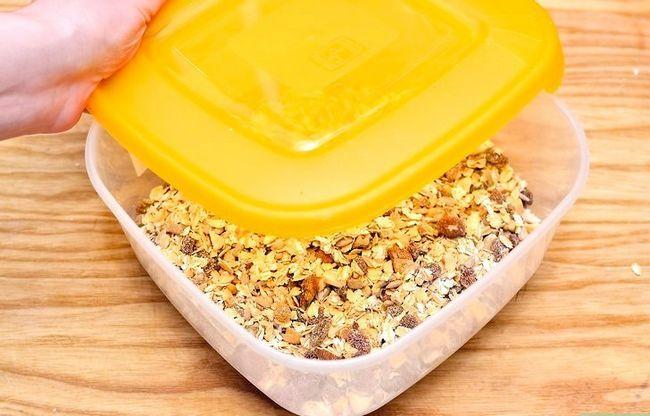 Prent getiteld Maak jou eie tuisgemaakte graan Stap 10