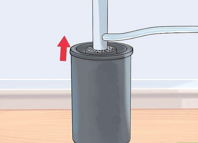 Prent getiteld Maak jou eie onderwater akwarium filter Stap 18