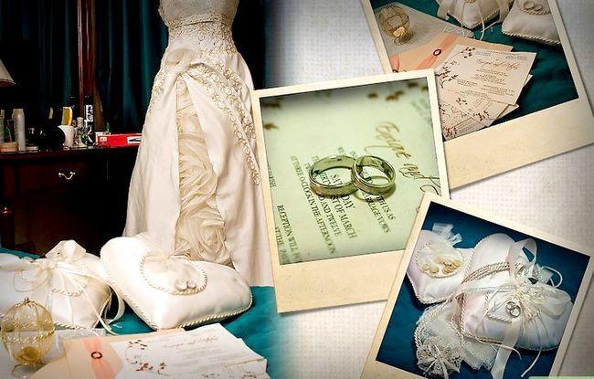 Prent getiteld Maak `n Storybook Wedding Album Stap 1