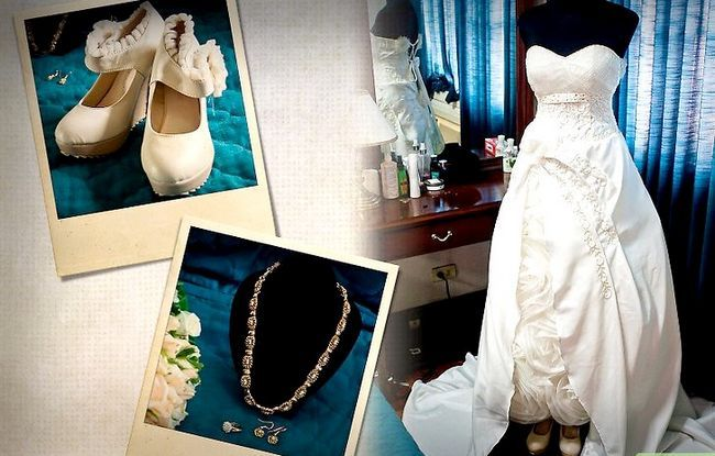 Prent getiteld Maak `n Storybook Wedding Album Stap 2